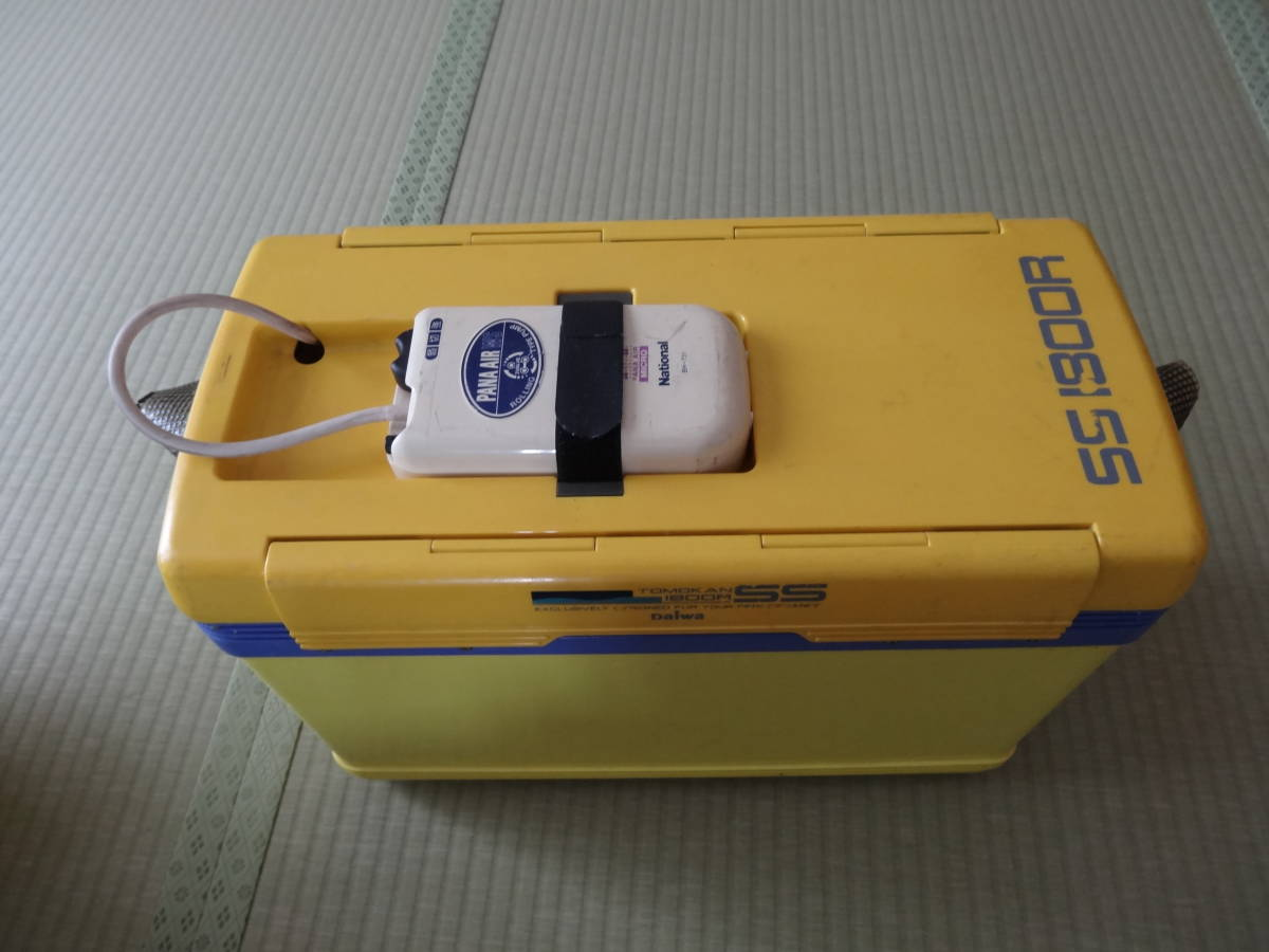 ダイワトモ缶SS1800R