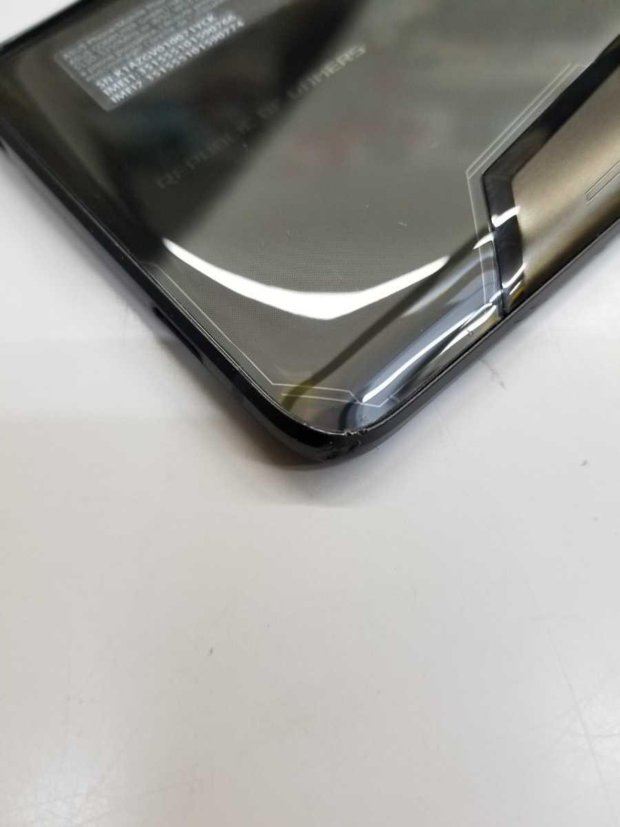 ■中古 ROG Phone ZS600KL BK512S8 Z01QD バッテリー:良好_画像6
