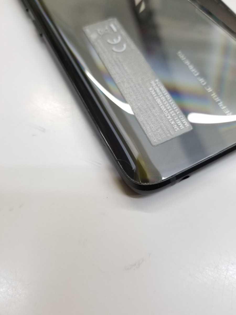 ■中古 ROG Phone ZS600KL BK512S8 Z01QD バッテリー:良好_画像7