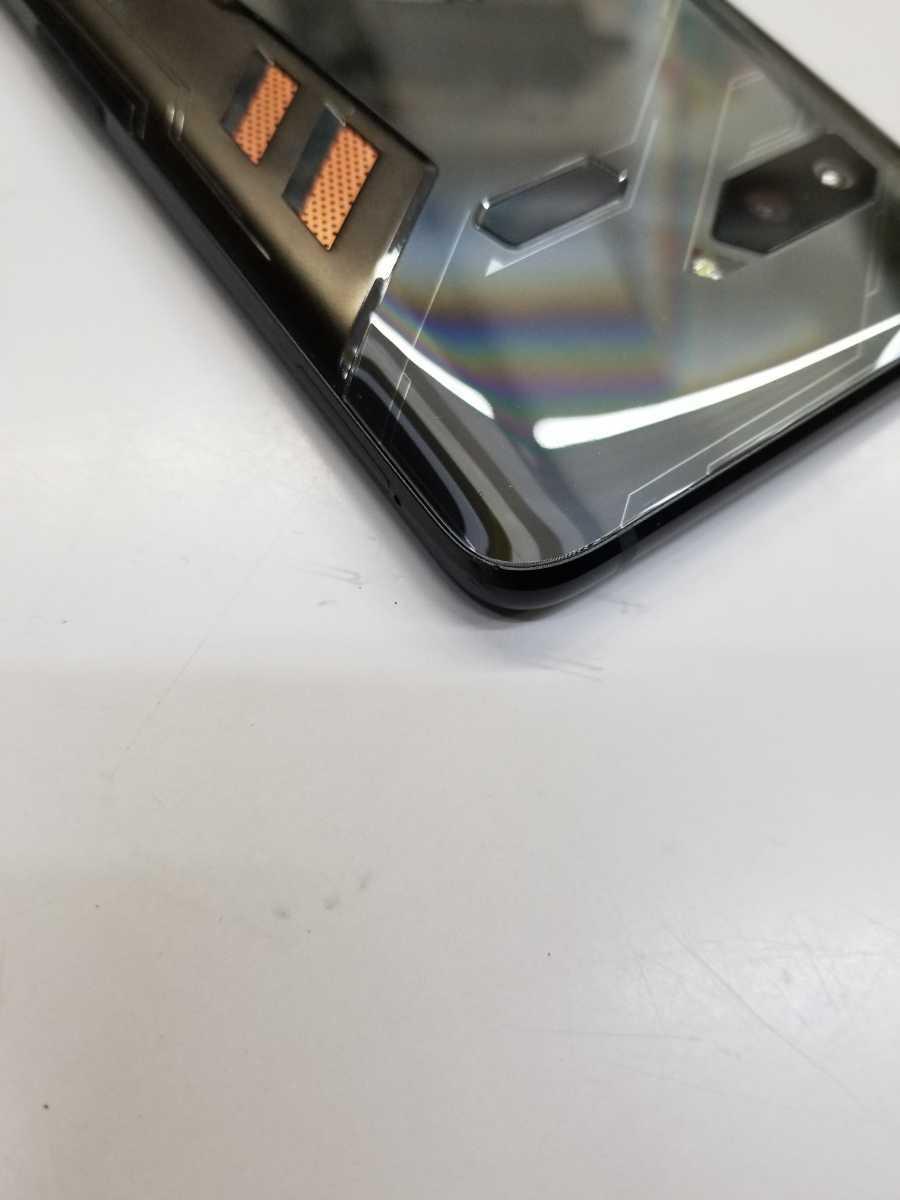 ■中古 ROG Phone ZS600KL BK512S8 Z01QD バッテリー:良好_画像5
