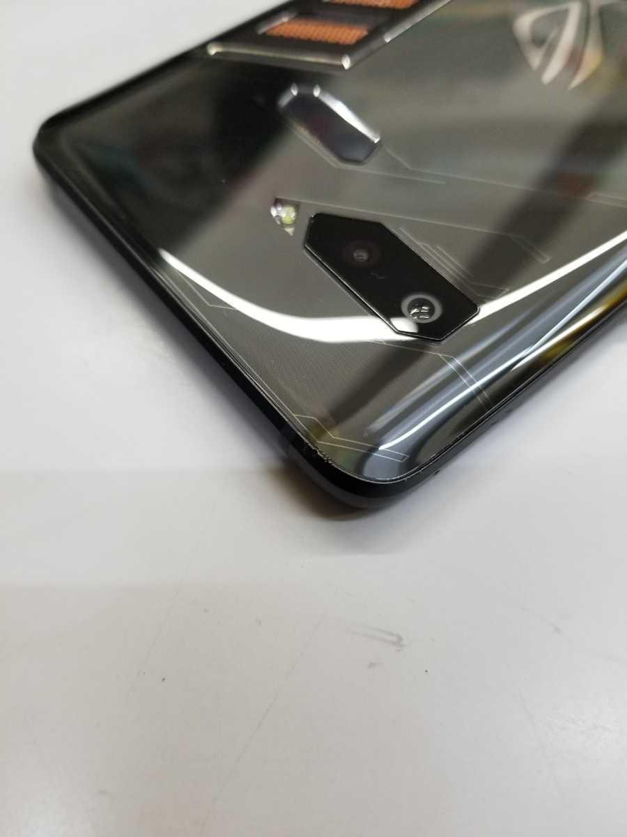 ■中古 ROG Phone ZS600KL BK512S8 Z01QD バッテリー:良好_画像4