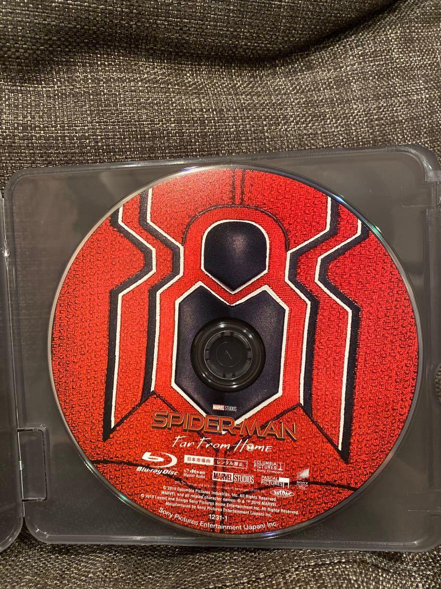 スパイダーマン:ファー・フロム・ホーム 日本限定パッケージ+本編ブルーレイ