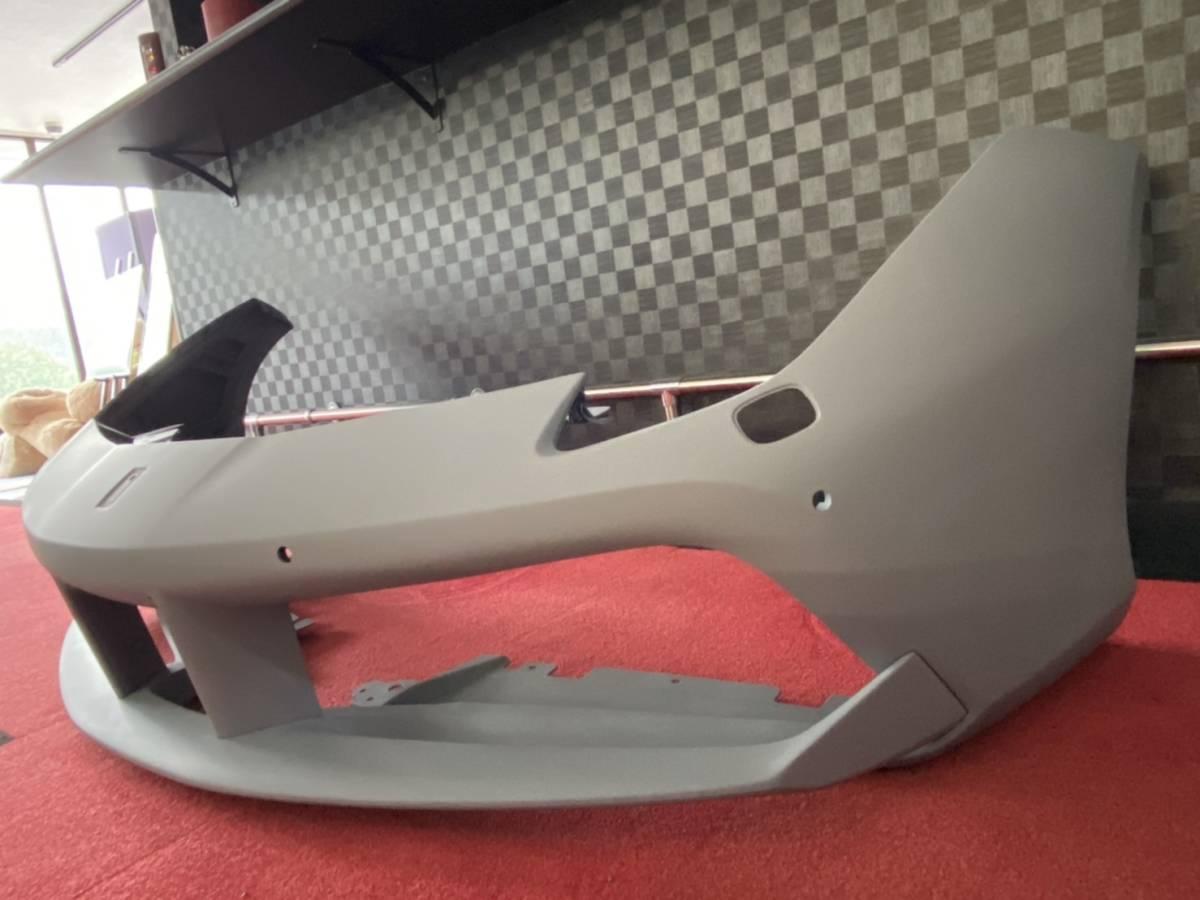 現品のみ 純正品 Ferrari フェラーリ 488 GTB フロントバンパー_画像2