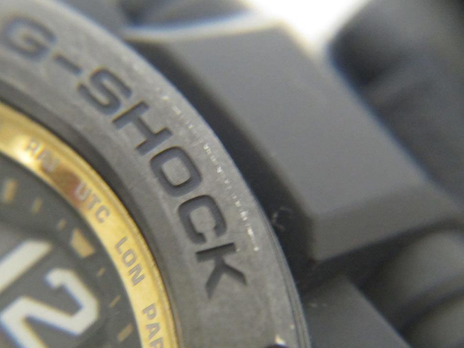 送料無料 CASIO カシオ G-SHOCK Gショック 腕時計 マスターオブG グラビティマスター GPSハイブリッド 電波 ゴールド GPW-1000FC-1A9JF_画像6