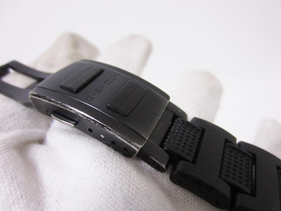 送料無料 CASIO カシオ G-SHOCK Gショック 腕時計 マスターオブG グラビティマスター GPSハイブリッド 電波 ゴールド GPW-1000FC-1A9JF_画像9