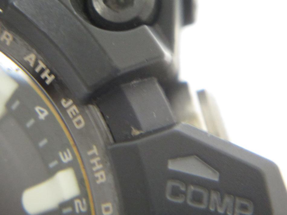 美品 送料無料 CASIO カシオ MUDMASTER マッドマスター タフソーラー 電波 腕時計 メンズウォッチ GWG-1000-1A3JF_画像6