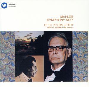 マーラー:交響曲第7番「夜の歌」/オットー・クレンペラー(cond),ニュー・フィルハーモニア管弦楽団_画像1