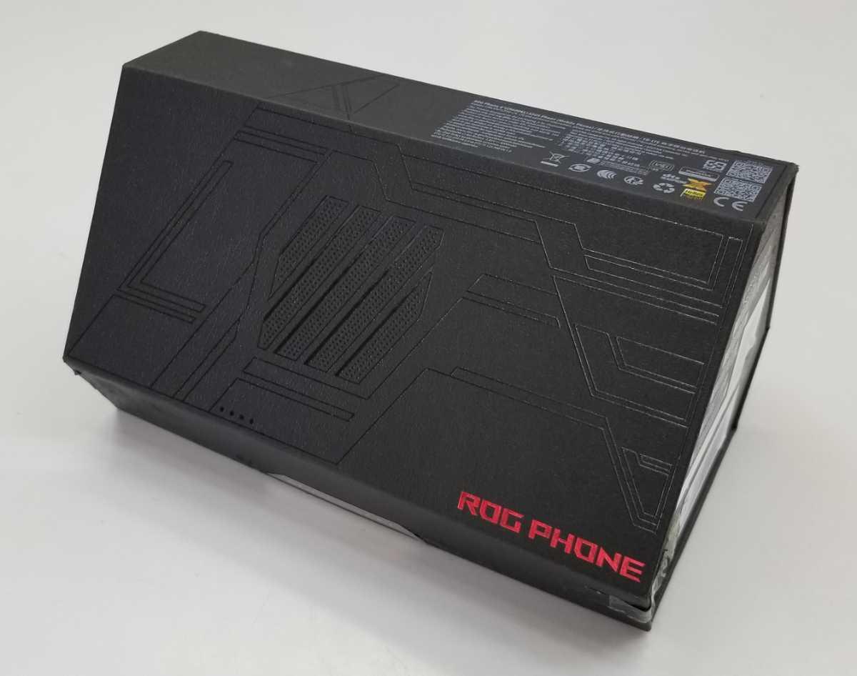■中古 ROG Phone ZS600KL BK512S8 Z01QD バッテリー:良好_画像8