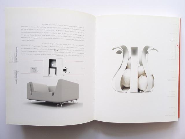 洋書◆スカンジナビアン デザイン写真集 本 北欧 デザイン 家具 椅子 携帯電話 ランプ 照明 家電 ほか_画像4