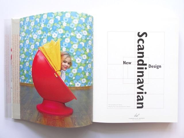 洋書◆スカンジナビアン デザイン写真集 本 北欧 デザイン 家具 椅子 携帯電話 ランプ 照明 家電 ほか_画像2