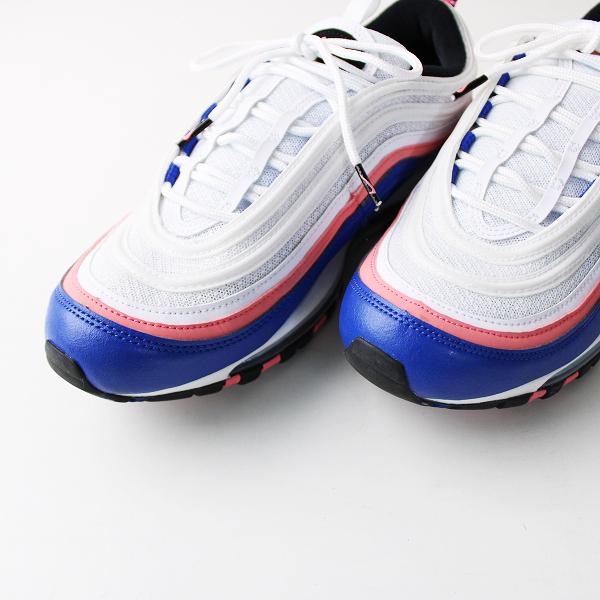 メンズ NIKE ナイキ 921826-107 AIR MAX 97 エア マックス 97 スニーカー 27.5/ホワイト 靴 シューズ【2400011842046】_画像3
