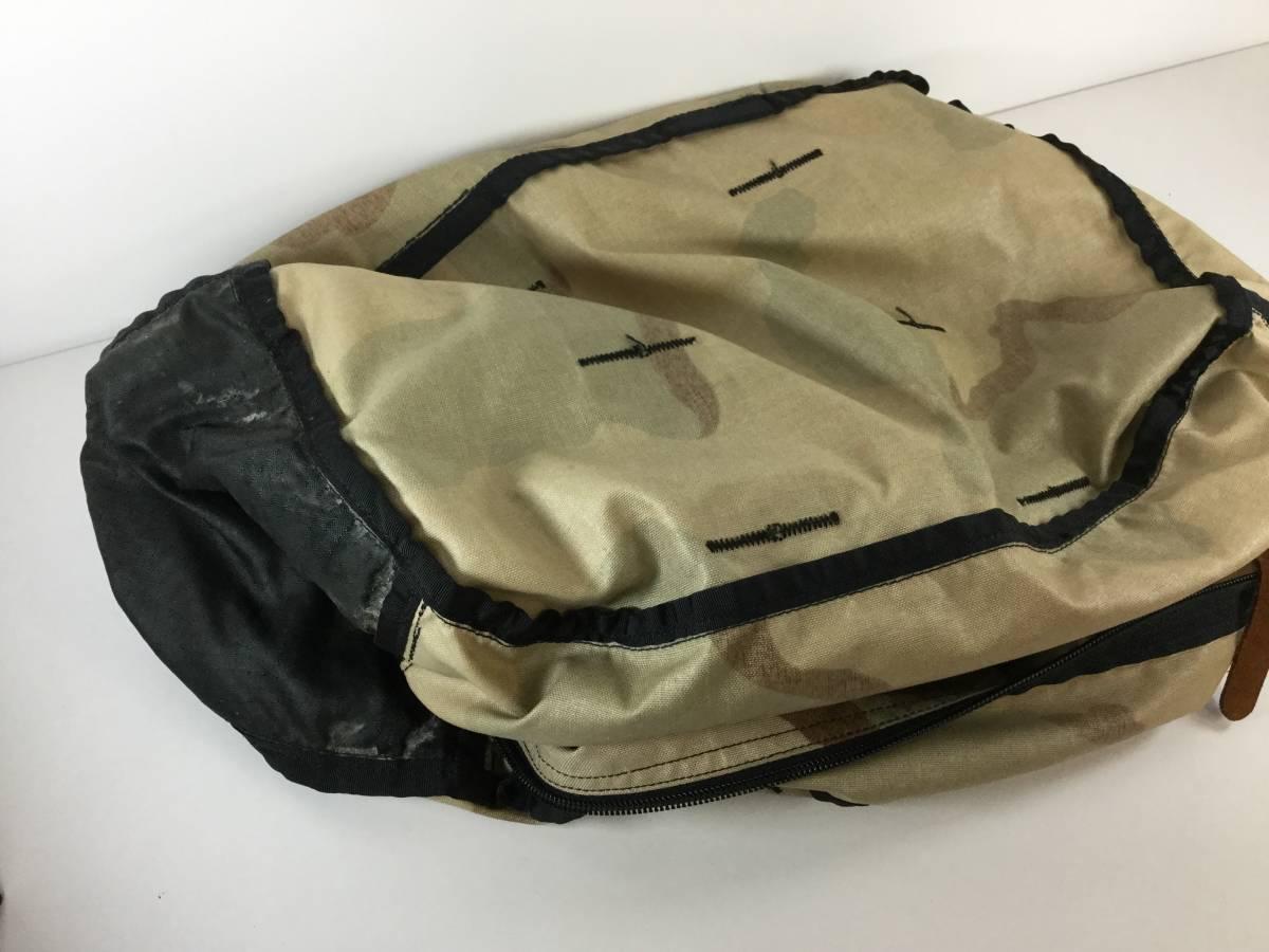 USA製 グレゴリー ダッフルXS デザートカモ 迷彩 ボストンバッグ 旧タグ カモフラ
