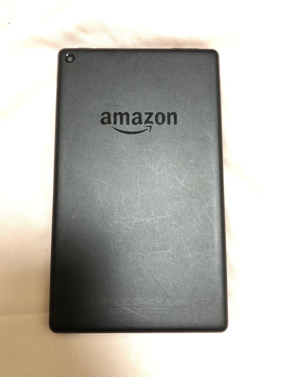 Amazon FIRE HD8 16GB タブレット_画像1