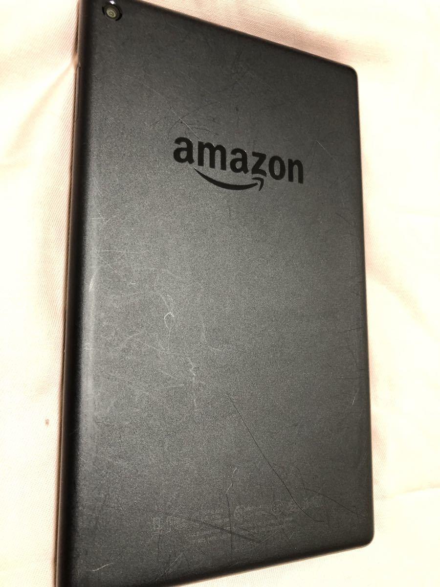 Amazon FIRE HD8 16GB タブレット_画像4