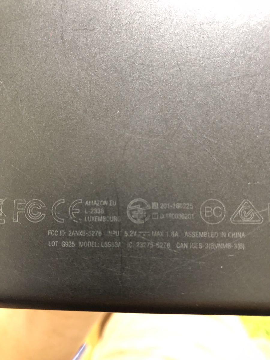 Amazon FIRE HD8 16GB タブレット_画像5