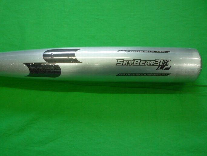 11 30%引 SSK 硬式用バット スカイビート31K-LF 84cm シルバー SBB1004_画像2