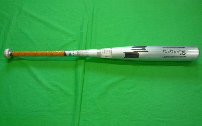 13 30%引 SSK 硬式用バット スカイビート31K-LF 83cm シルバー SBB1004_画像1