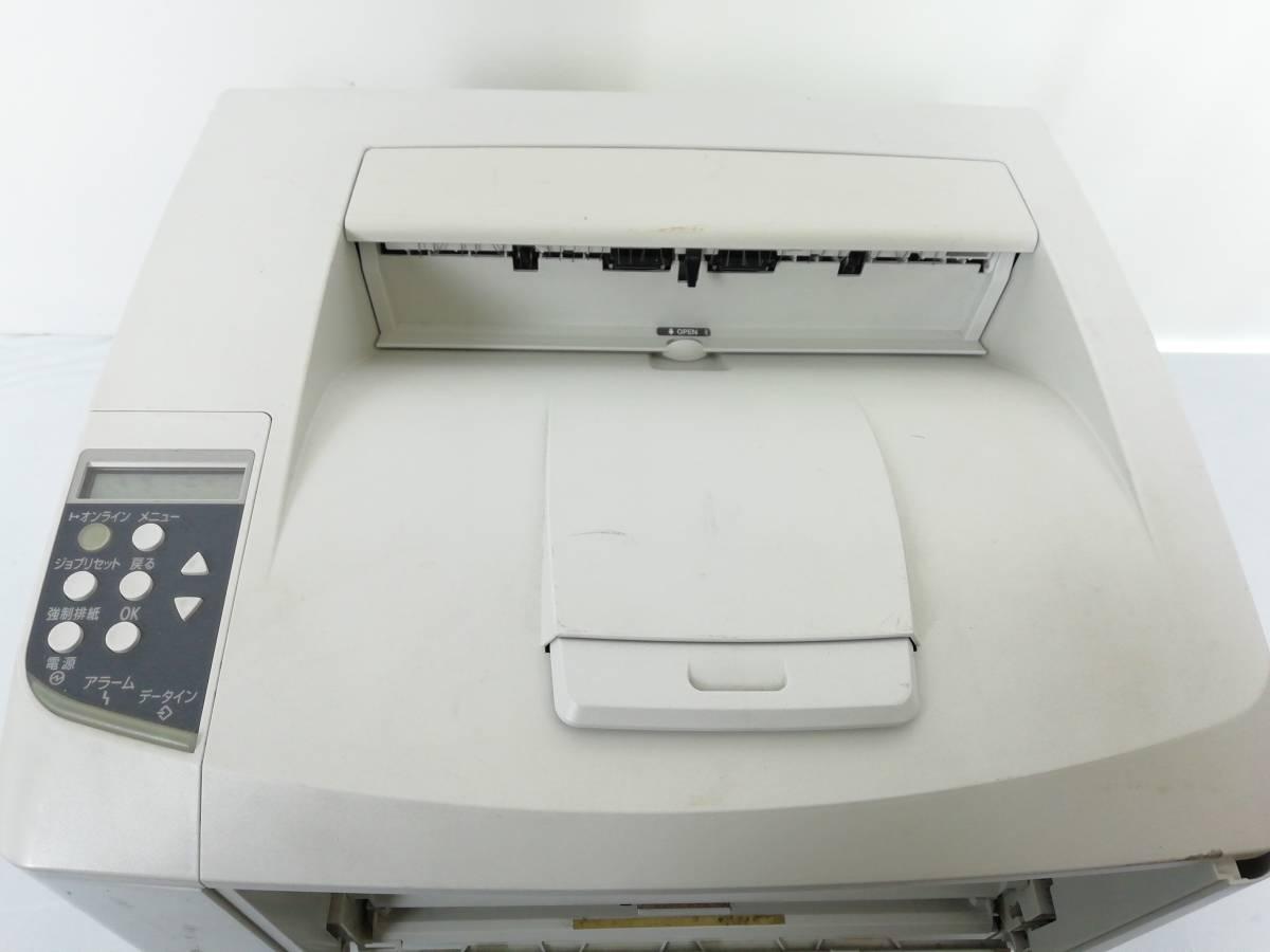 カシオ A3モノクロページプリンタ SPEEDIA B9000【ジャンク】_画像4