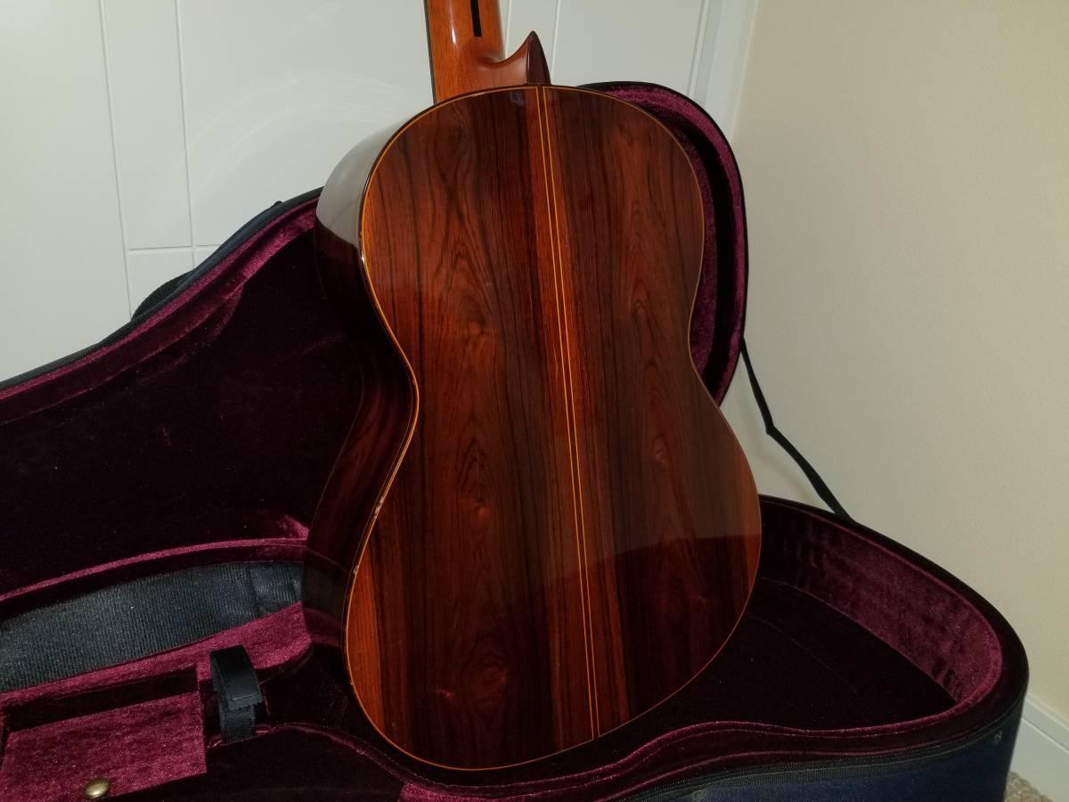超希少!!ハカランダ!! ホセ・ラミレス 1a JOSE RAMIREZ 1a クラシックギター 1979年製 安心の修理・調整済 セミハードケース付