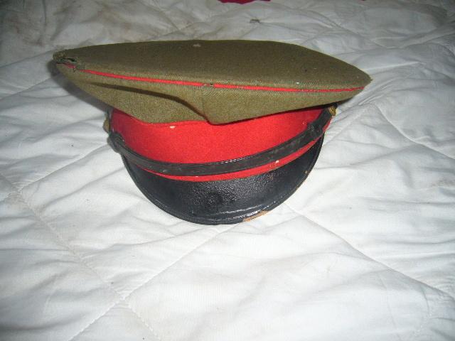 日本帝国陸軍軍帽_画像1