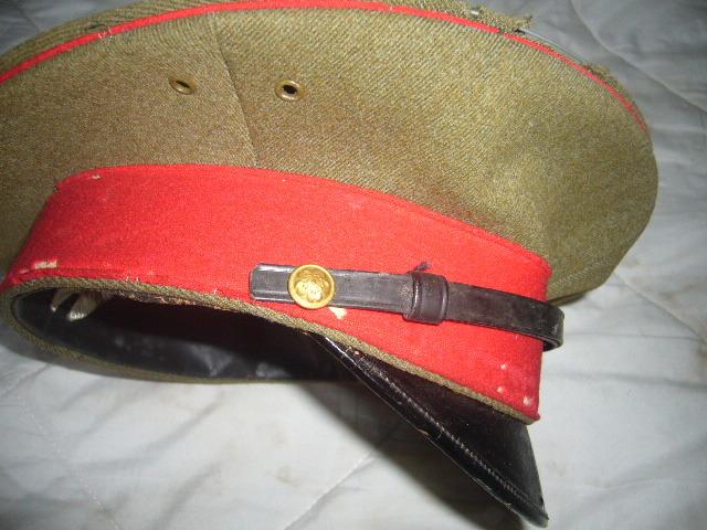 日本帝国陸軍軍帽_画像4