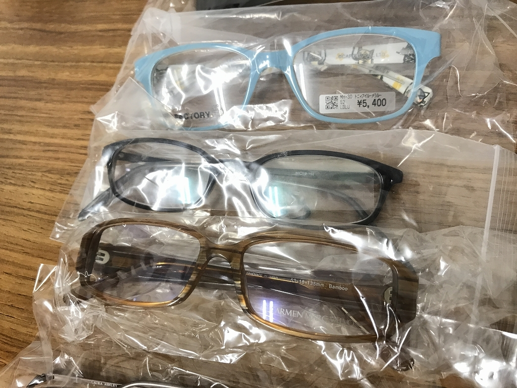 ⑤【新品★高品質メガネ・サングラス20本まとめ】大特価 安い お買い得 チタン メガネフレーム 眼鏡 セット売り 大量_画像3