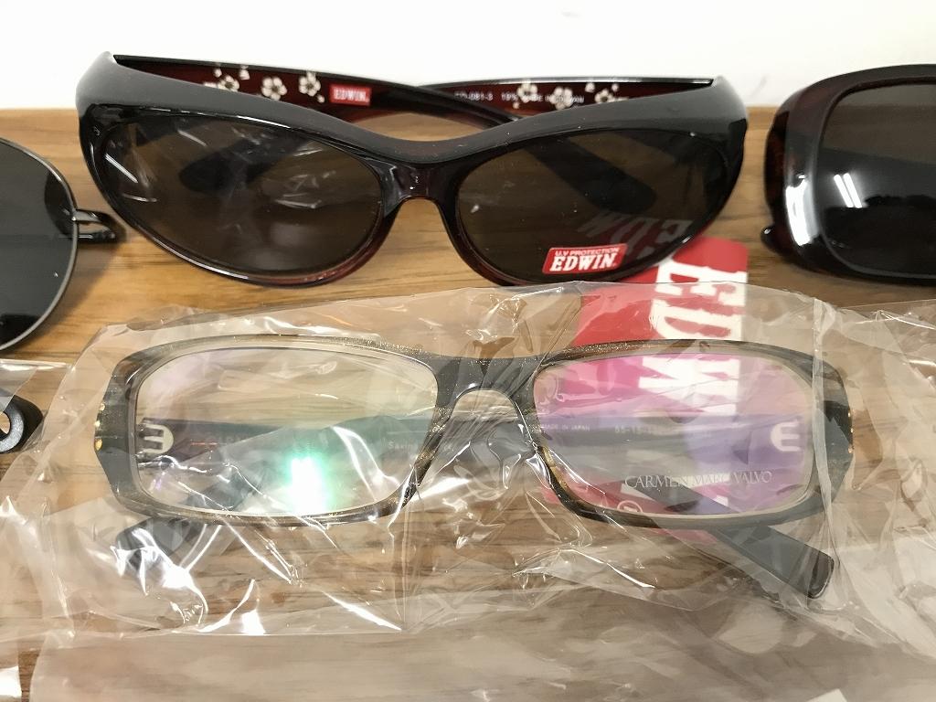 ⑤【新品★高品質メガネ・サングラス20本まとめ】大特価 安い お買い得 チタン メガネフレーム 眼鏡 セット売り 大量_画像5