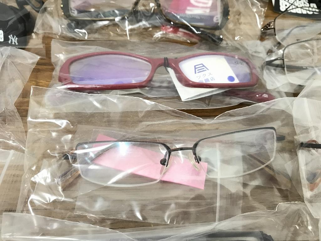 ⑤【新品★高品質メガネ・サングラス20本まとめ】大特価 安い お買い得 チタン メガネフレーム 眼鏡 セット売り 大量_画像6