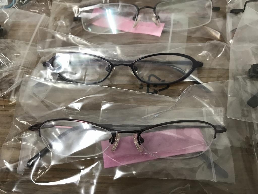 ⑤【新品★高品質メガネ・サングラス20本まとめ】大特価 安い お買い得 チタン メガネフレーム 眼鏡 セット売り 大量_画像7