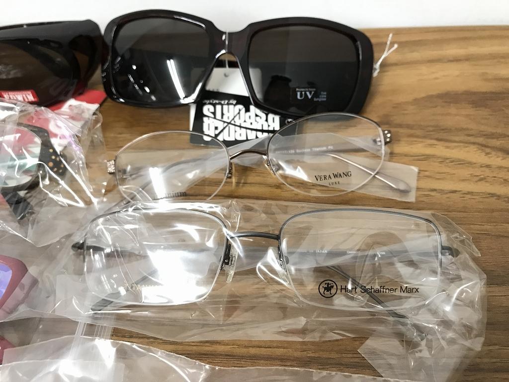 ⑤【新品★高品質メガネ・サングラス20本まとめ】大特価 安い お買い得 チタン メガネフレーム 眼鏡 セット売り 大量_画像8