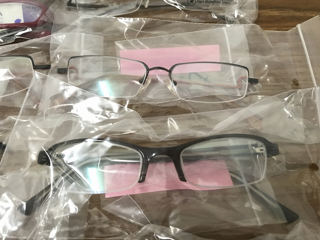 ⑤【新品★高品質メガネ・サングラス20本まとめ】大特価 安い お買い得 チタン メガネフレーム 眼鏡 セット売り 大量_画像9