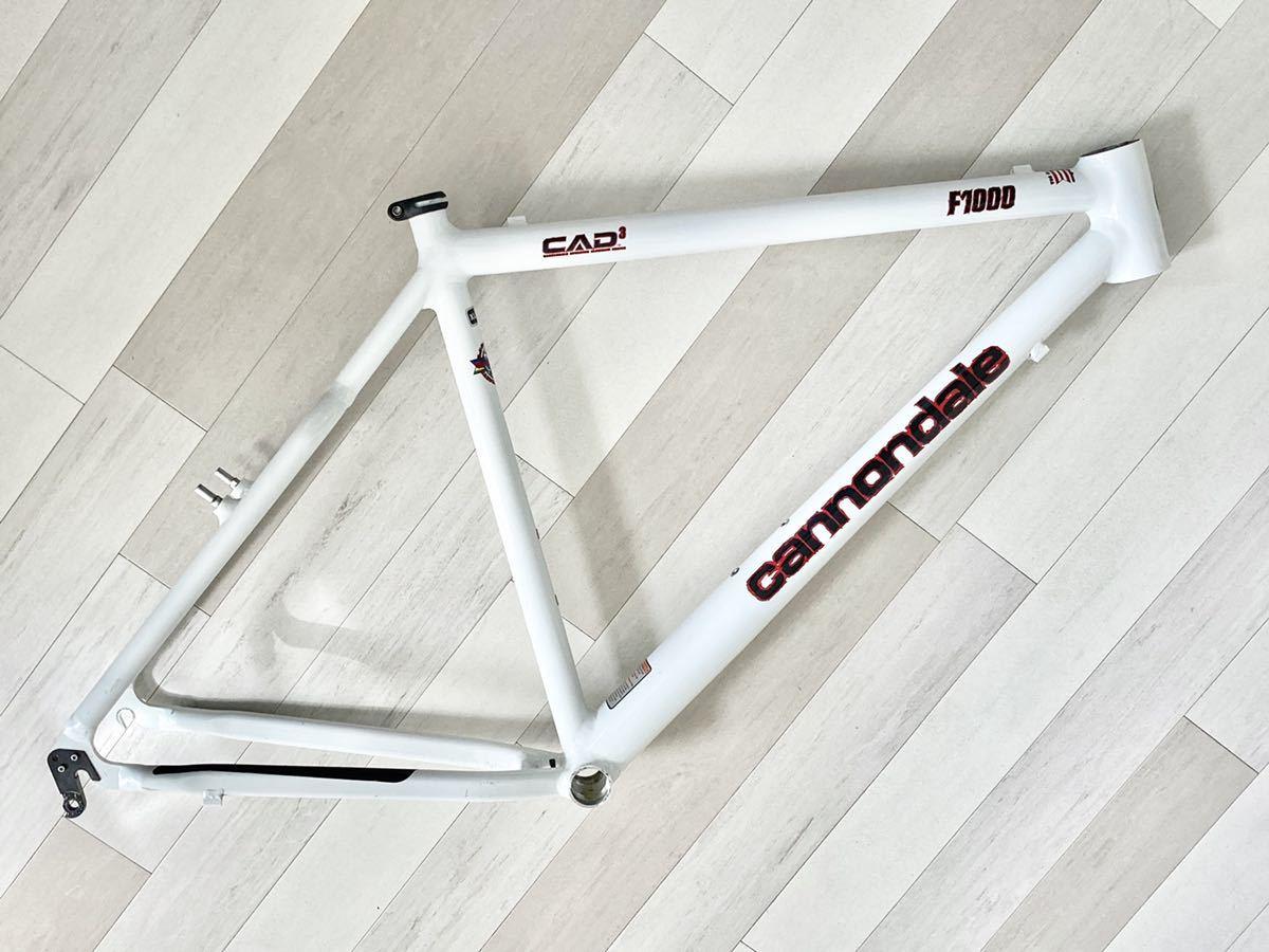 美品 米国製 キャノンデール 1998年 F1000 希少 XLサイズ CAD3