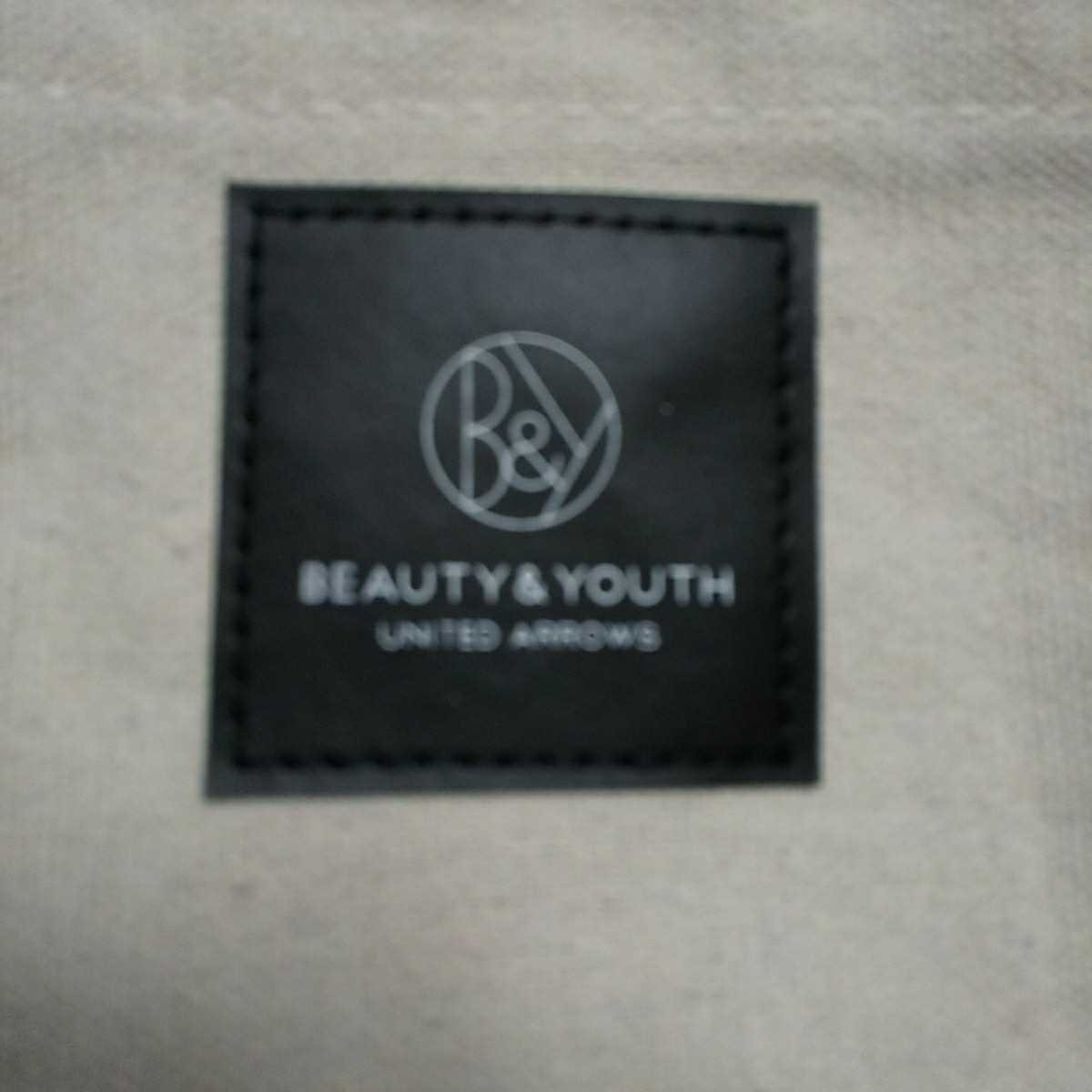 BEAUTY&YOUTH トートバッグ UNITED ARROWS