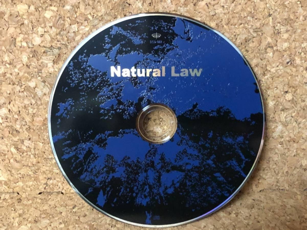 2121 A2681 オムニバス Comilation CD「Natural Law ナチュラル・ロー」ほぼ新品 輸入盤 美盤 Bwala Riou Taiyo U.D.A. Style_画像6