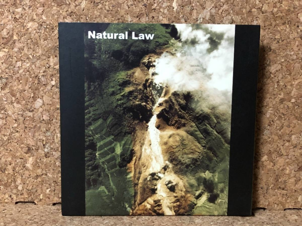 2121 A2681 オムニバス Comilation CD「Natural Law ナチュラル・ロー」ほぼ新品 輸入盤 美盤 Bwala Riou Taiyo U.D.A. Style_画像1