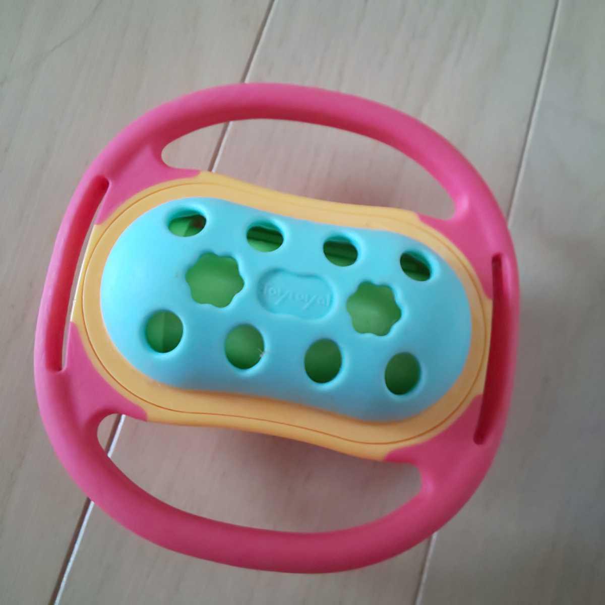 1円スタート! ガラガラ ベビーグッズ 赤ちゃんグッズ 赤ちゃんのおもちゃ 音のなるおもちゃ グッズ akichan7777jp_画像1