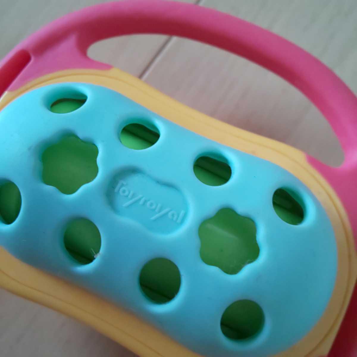 1円スタート! ガラガラ ベビーグッズ 赤ちゃんグッズ 赤ちゃんのおもちゃ 音のなるおもちゃ グッズ akichan7777jp_画像3