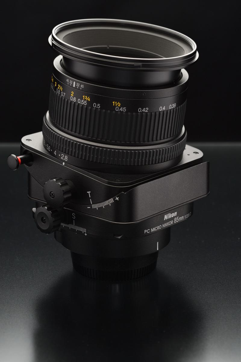 Nikon PC MicroーNikkor 85mm f/2.8D 中古
