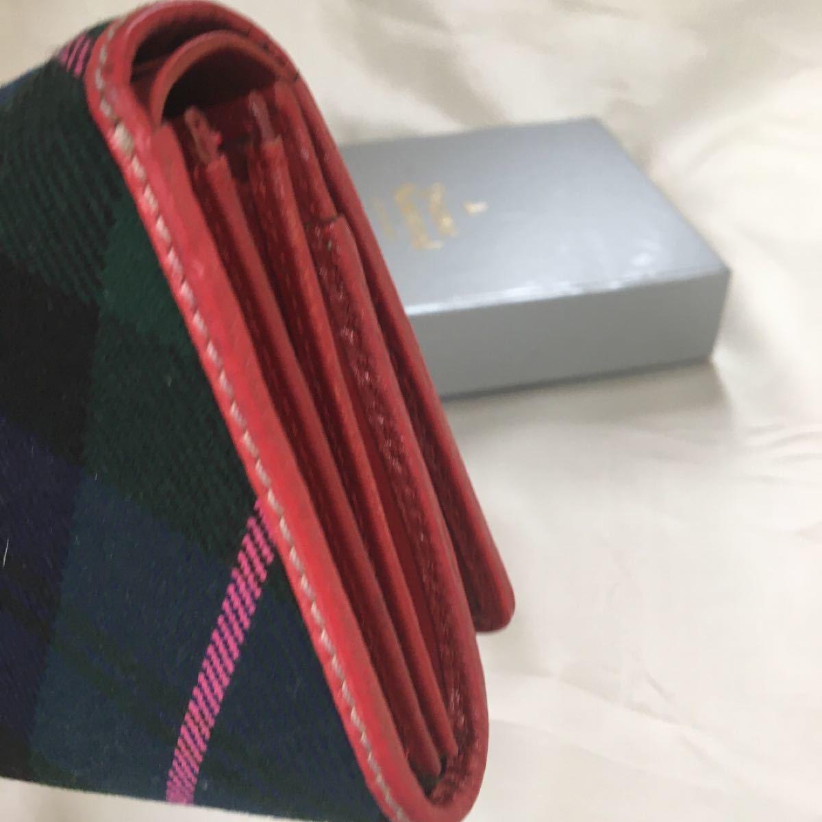 ヴィヴィアンウエストウッド Vivienne Westwood折財布