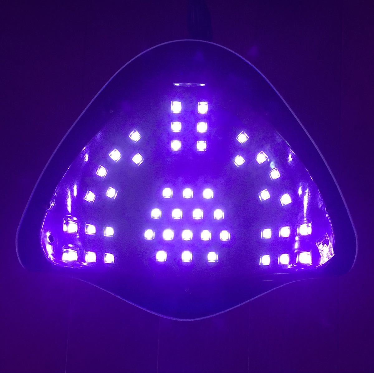 UV 強化型45LED SAN-V1  120W ネイルドライヤー