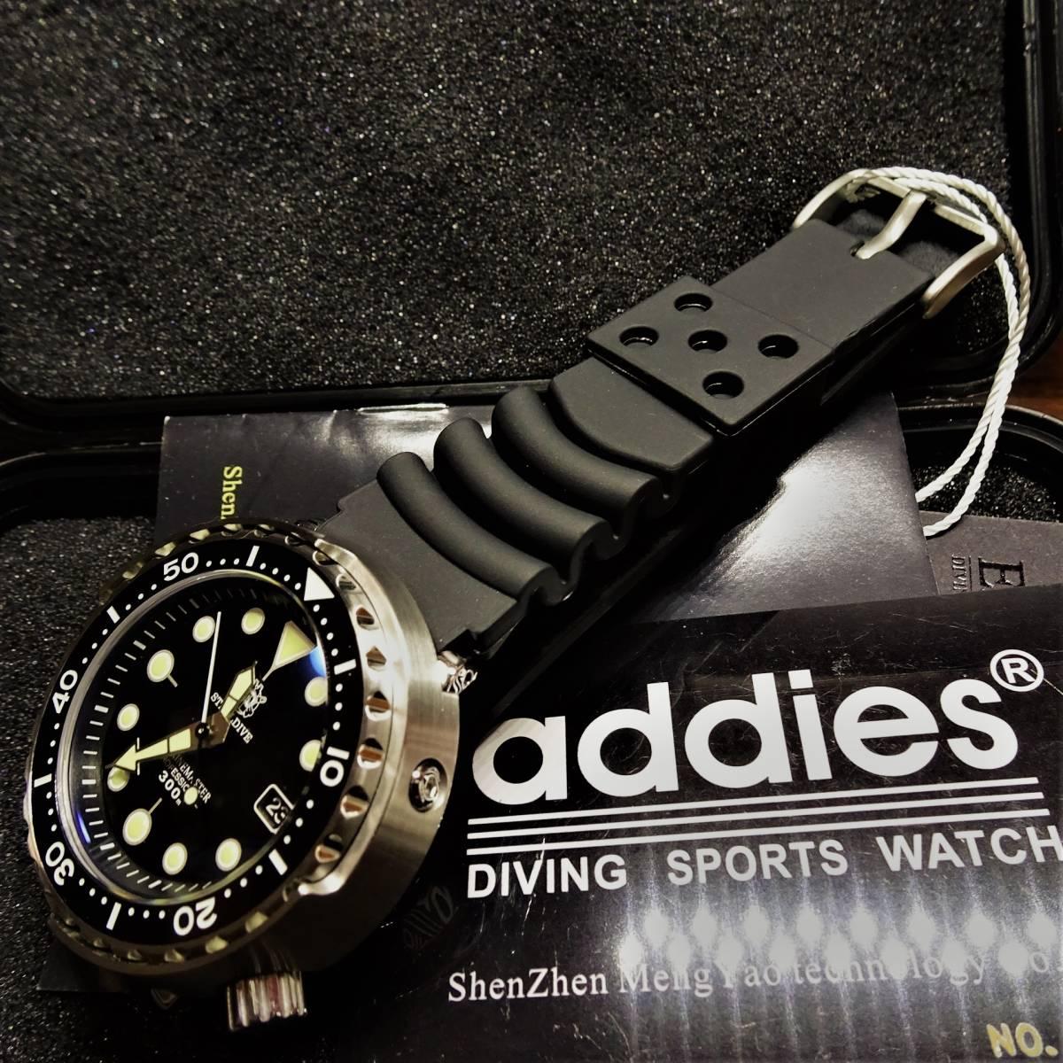 〓新品〓自動巻きNH35ムーブメント搭載機械式腕時計人気ダイバープロフェッショナルモデル〓セラミックベゼルOEMモデルウレタンベルト
