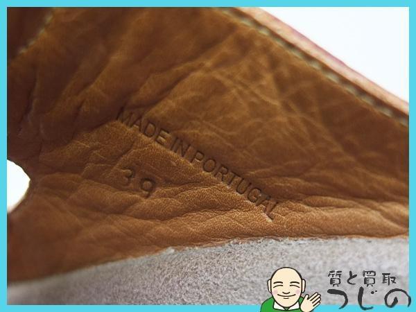 送料無料 イザベルマラン フットヘッドサンダル #39 26cm メンズシューズ Isabel Marant 質屋 神戸つじの_画像10