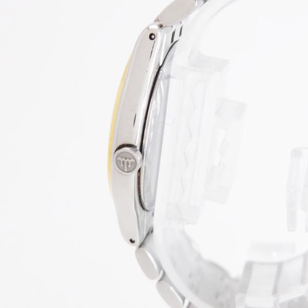 送料無料 クレドール セイコー 8J86-7A00 CREDOR K18 SS コンビ クォーツ 日本製 シグノ 質屋・神戸つじの_画像7