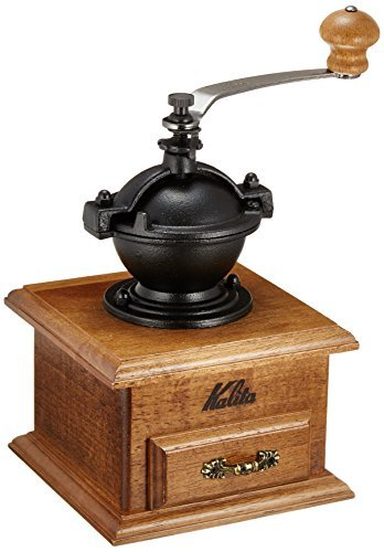 マルチ 引き出し式 カリタ Kalita コーヒーミル 手挽き クラシックミル #42003_画像1