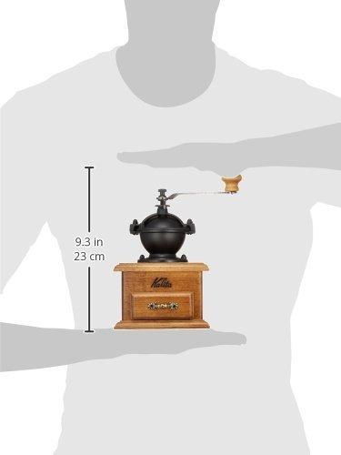 マルチ 引き出し式 カリタ Kalita コーヒーミル 手挽き クラシックミル #42003_画像6