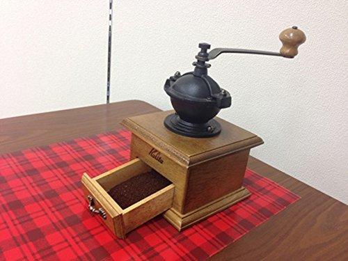 マルチ 引き出し式 カリタ Kalita コーヒーミル 手挽き クラシックミル #42003_画像3