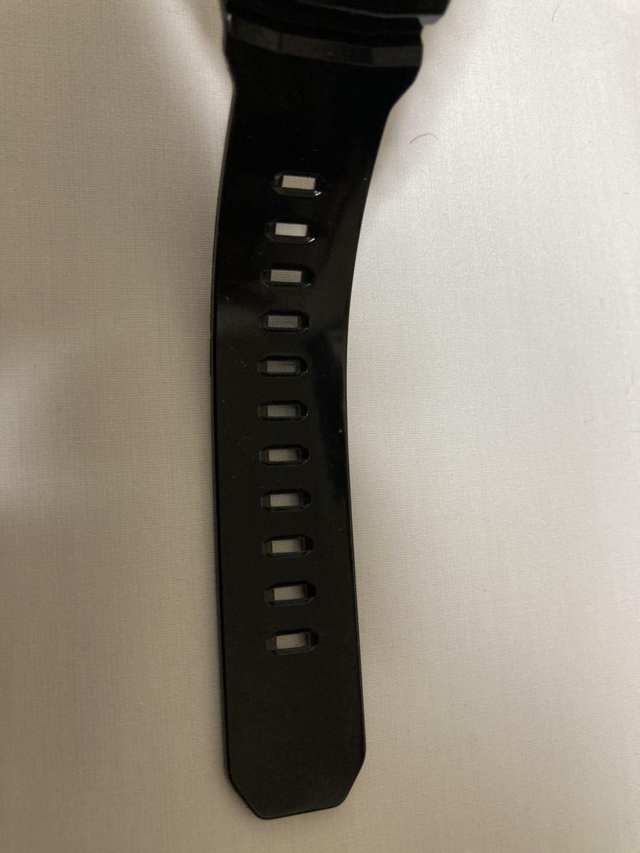 カシオ 腕時計 G-SHOCK G-LIDE 電波ソーラー GWX-8900 ブラック ジーショック G SHOCK CASIO ジャンク品_画像3