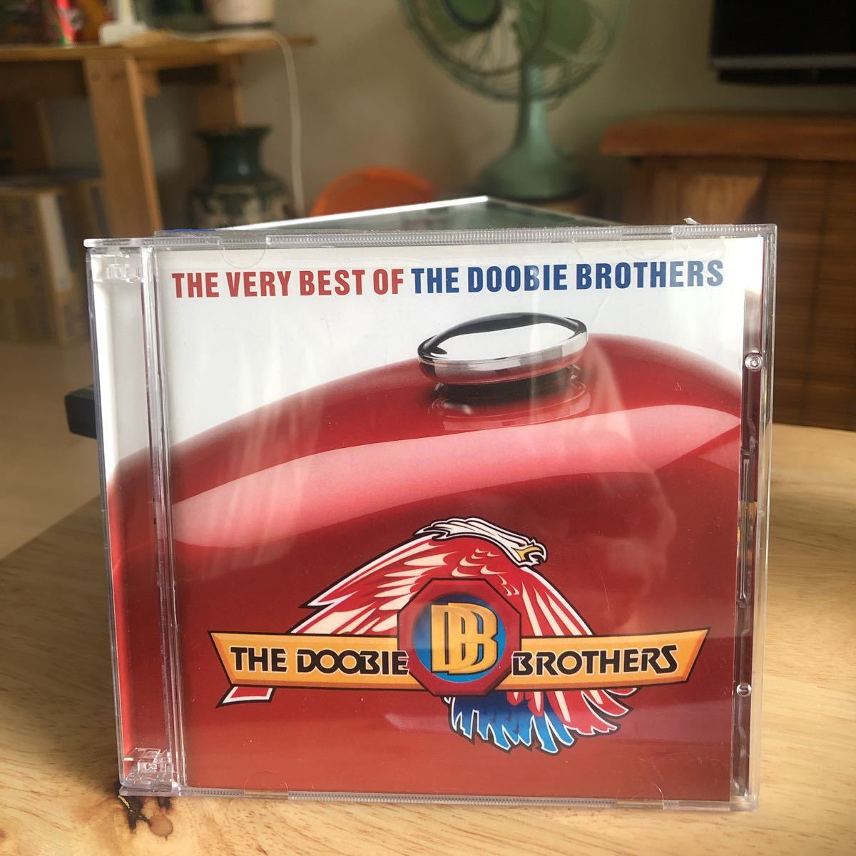 THE DOOBIE BROTHERS 輸入盤2CD 「THE VERY BEST OF~」_画像1