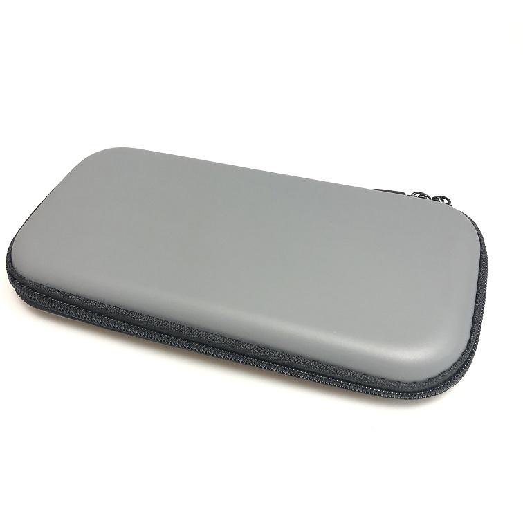 任天堂スイッチライト Nintendo Switch lite ポーチ 色グレー ケース