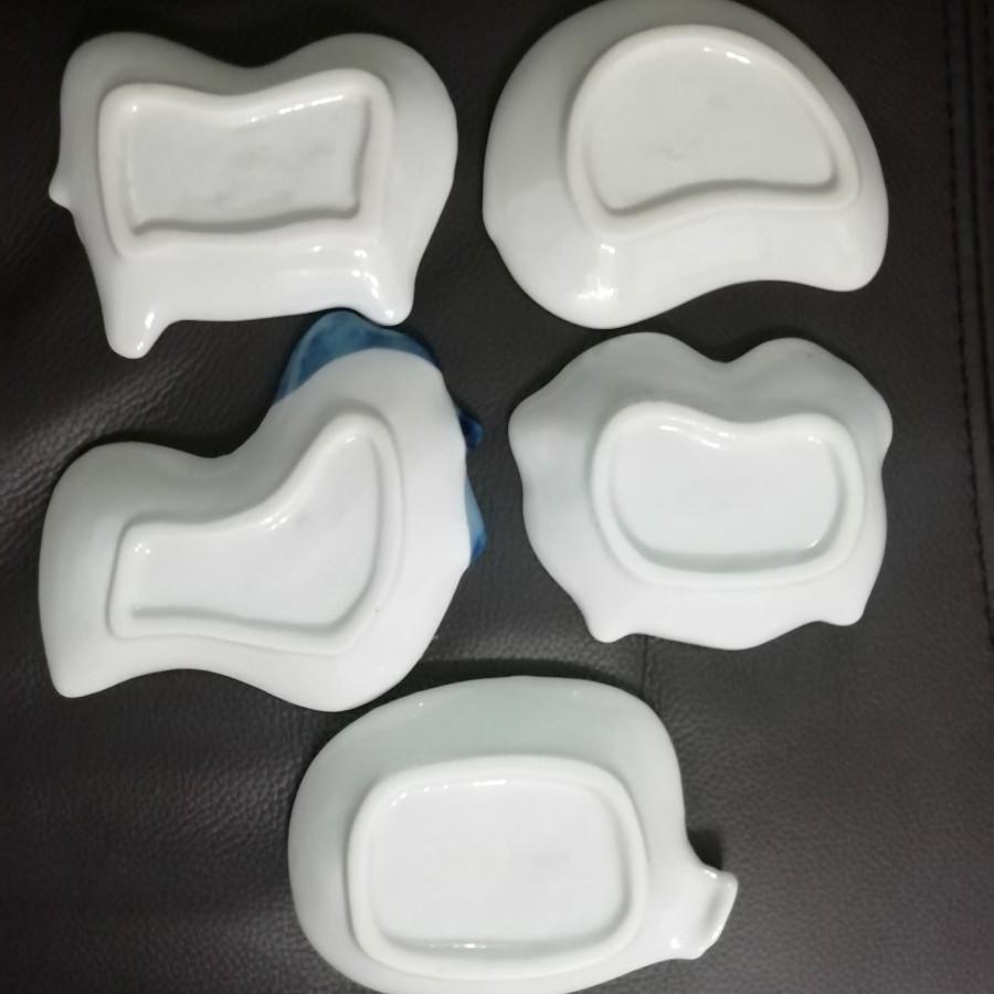 小皿5枚組 新品未使用